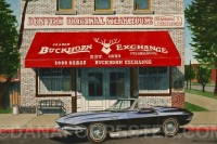 """Buckhorn Exchange"""